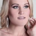 Oksana Belo's Silver Earring